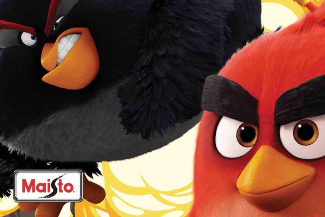 Maisto Angry Birds
